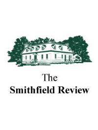 cover image for the The Smithfield Review journal